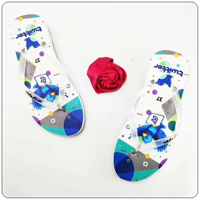Pabrik Sandal Wanita Terbaru 2020- Sandal AMX CMR Simplek Wanita