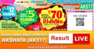 kerala-lottery-result-29-09-2021-akshaya-lottery-results-ak-517-keralalotteriesresults.in