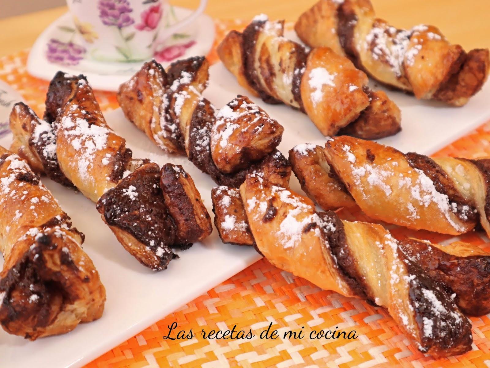Recetas de cocina con nutella