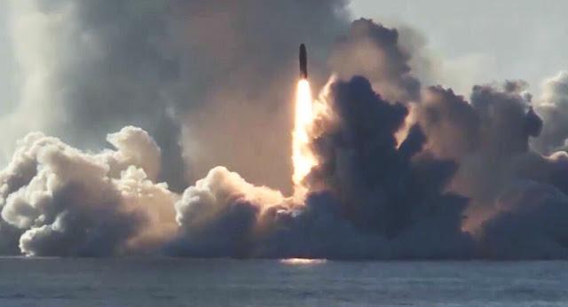 Dissuasão nuclear existe para que inimigo saiba que agressão contra Rússia terá retaliação