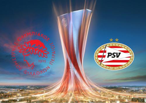Olympiakos Piraeus vs PSV -Highlights 18 February 2021
