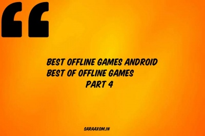 Best Offline Games Android || Best Of Offline Games