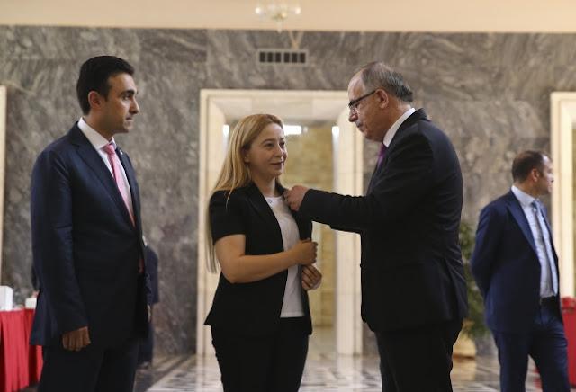 Konya'dan MHP'li ilk kadın vekil