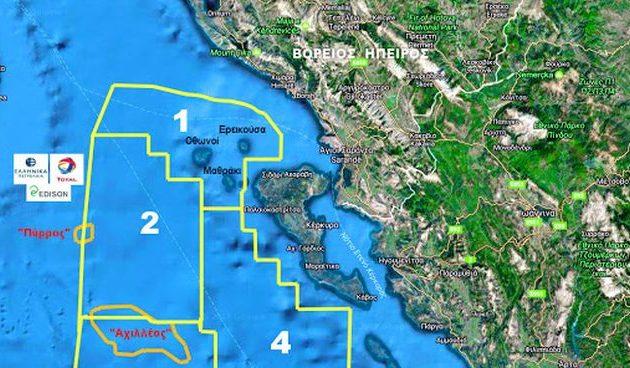 Τρικλοποδιές στην ΑΟΖ Ελλάδας - Αλβανίας από την Αλβανία