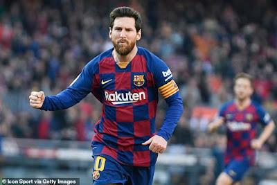 Messi: HLV hiểu lầm tôi, Barca khó ăn Champions League