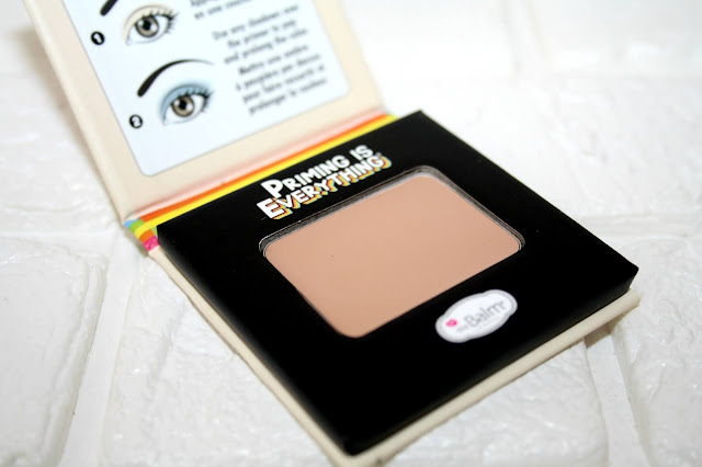 TheBalm Priming Is Everything!