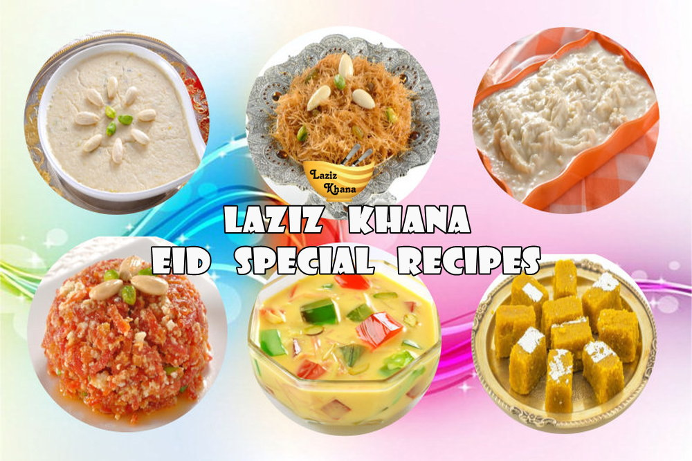 Eid Recipes in Hindi