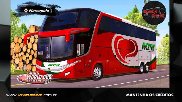 PARADISO G7 1600 LD - VIAÇÃO EUCATUR (FICTÍCIA)