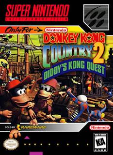 Jogo retro online Donkey Kong Country 2 Snes