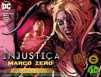 Injustiça - Marco Zero #10