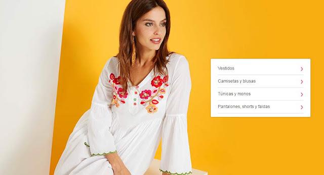 oferta ropa mujer