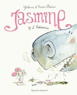Jasmine - 2   Y el Pedosaurio