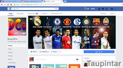 Pasang Iklan Google Adsense di Fp Facebook