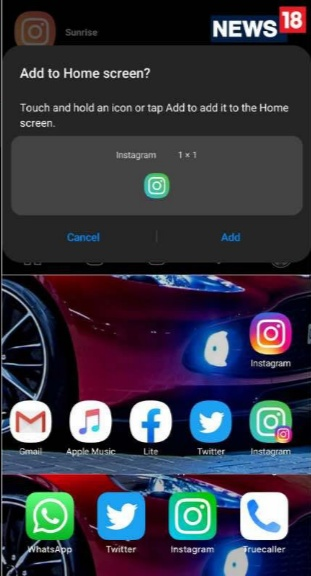 Best 3 Steps to Change The Instagram Icon on your Apple & Android OS ?