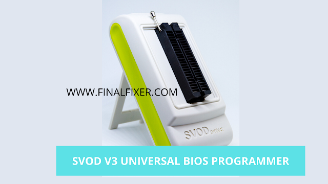 Latest SVOD3 Programmer software download FREE All version are available for download