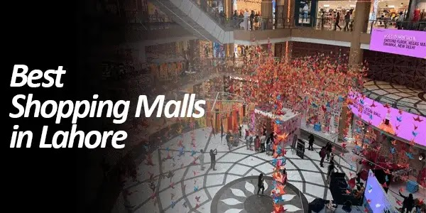 Best shopping malls in lahore- zain tech