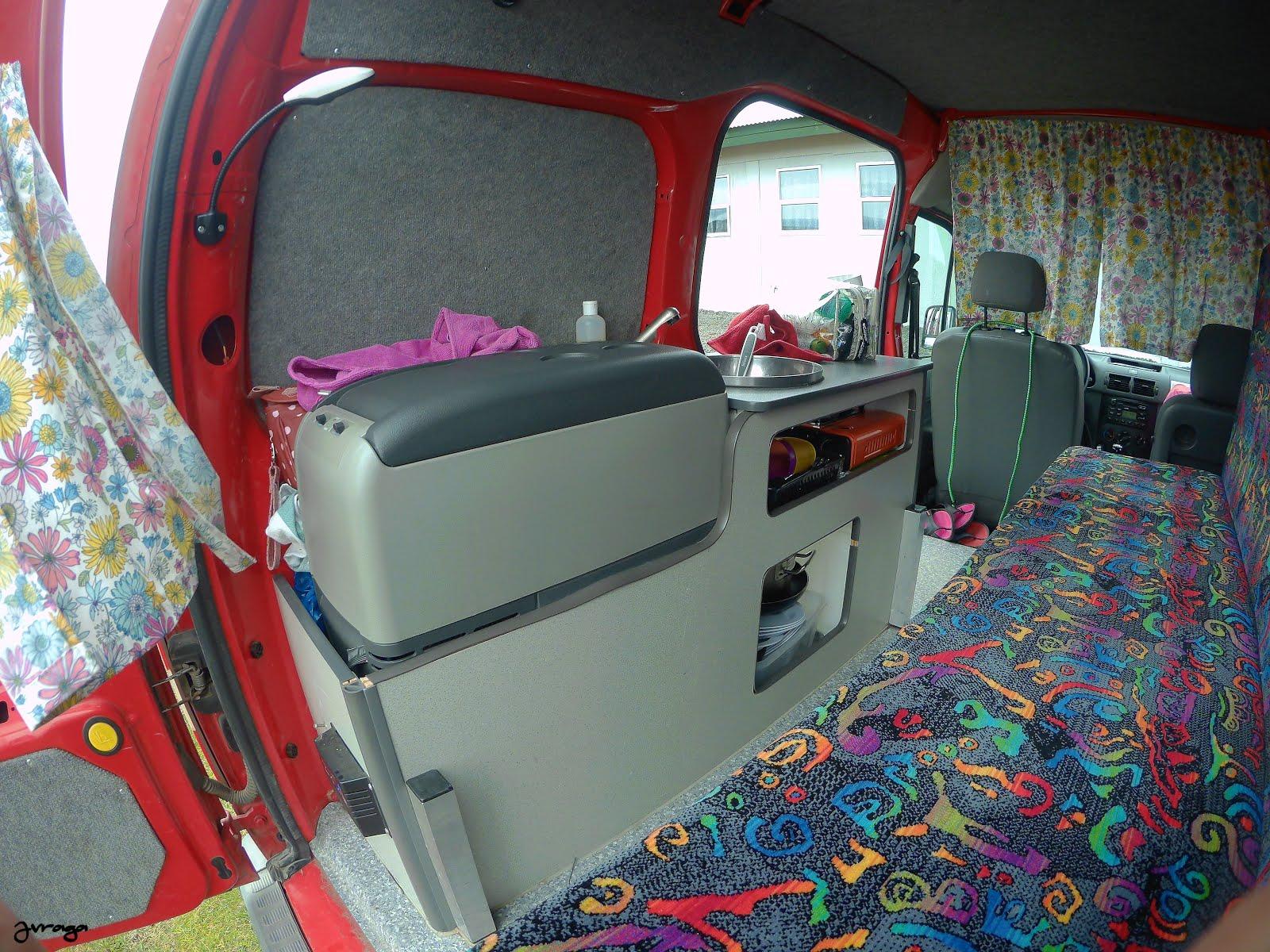 Camper Van Islande Comparateur