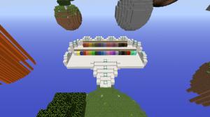 MODS MINECRAFT: HEAVEN'S SPHERES Mapa para Minecraft 1 8