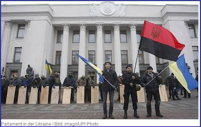 US Organized State Coup in Ukraine in 2014