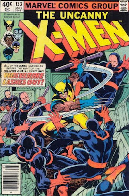 Uncanny X-Men #133, Wolverine vs the Hellfire Club