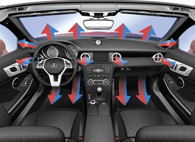 Sửa chữa điều hòa ô tô, xe hơi