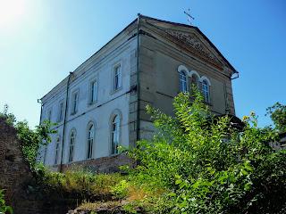 Полтава. Свято-Николаевская церковь. 1855 г.