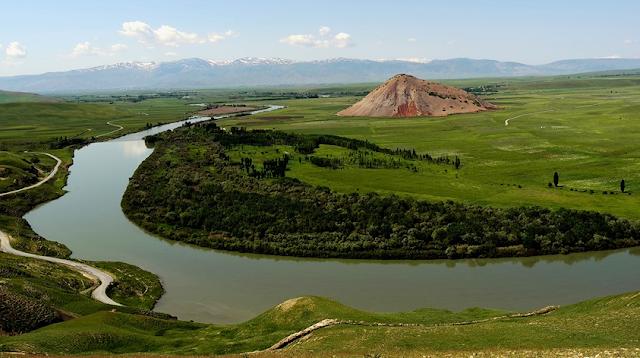 Elazığ Murat suyu