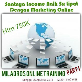 Milagros Online Training