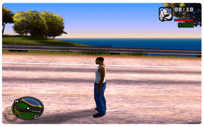 GTA San Andreas :ENB Series v0.074 for low pc for pc HD