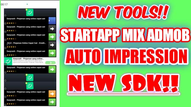 Startapp auto impression tools