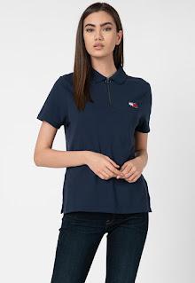 Tommy Hilfiger - Дамска Тениска от пике