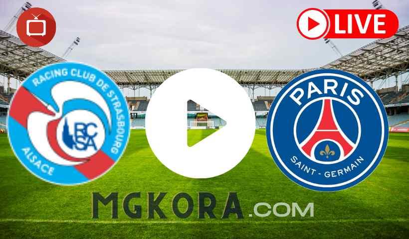 بث مباشر مشاهدة مباراة باريس سان جيرمان وستراسبورج اليوم 14/08/2021 الدوري الفرنسي