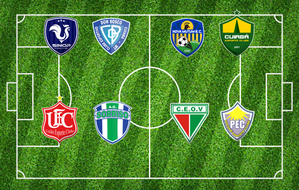 Confira o histórico de confrontos dos times que irão se enfrentar na 6ª rodada do Campeonato Mato-grossense