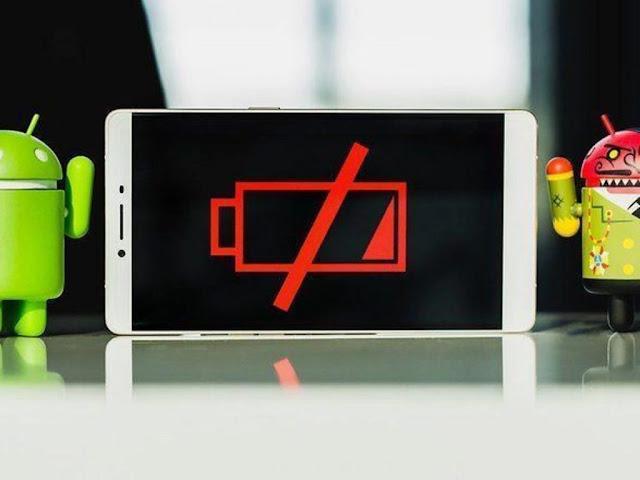 Tips Menghemat Baterai Pada Smartphone Android