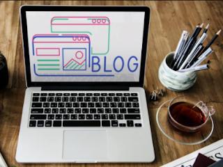 cara jadi blogger blogspot