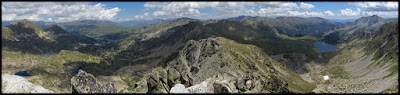 Valle de Pessons y valle de Montmalus