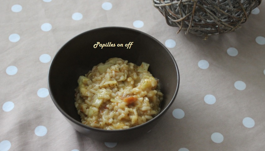 Papilles on off - Risotto tomate thermomix ...