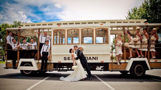 Transportation Rentals For Weddings