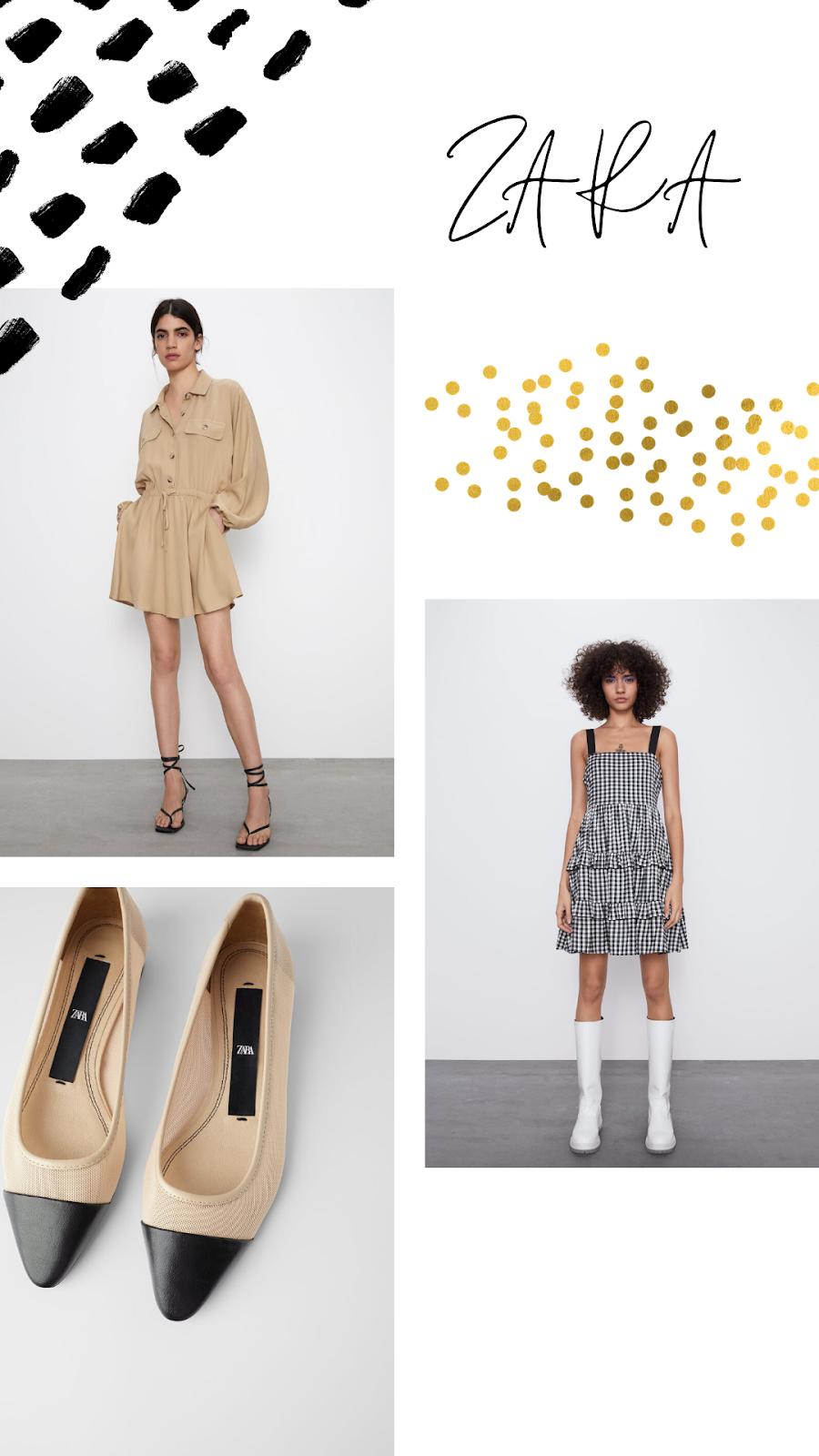 Fashion // Quarantine Top Zara Fashion Picks - Rachel Emily Blog