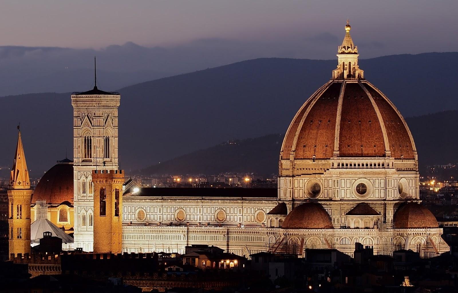 Florence Dome: Filippo Brunelleschi – Architect