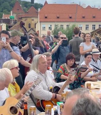 Czech Farewell Party
