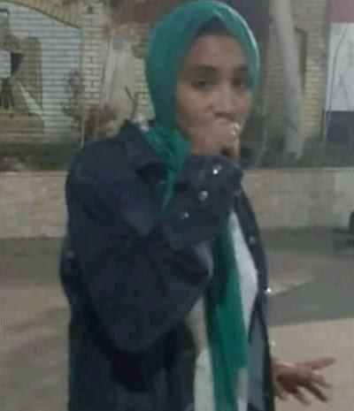 تغيب فتاة تعانى من مشاكل نفسية عن منزلها بمدينة المطرية بمحافظةالدقهلية منذ 5 أيام