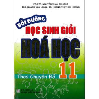 Bồi Dưỡng Học Sinh Giỏi Hóa Học 11 Theo Chuyên Đề ebook PDF-EPUB-AWZ3-PRC-MOBI