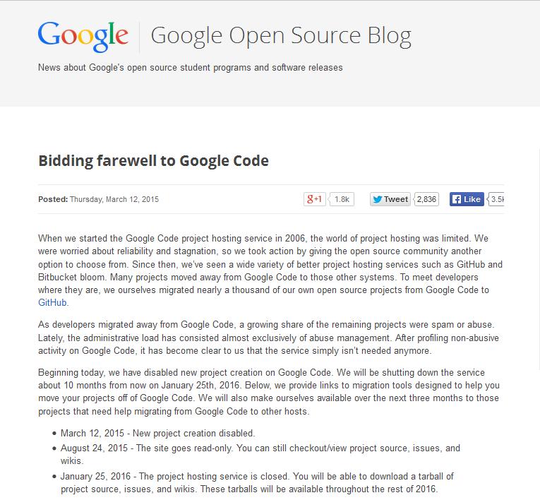 Google Code: Free Photoshop Alternative Download Photo Editor
