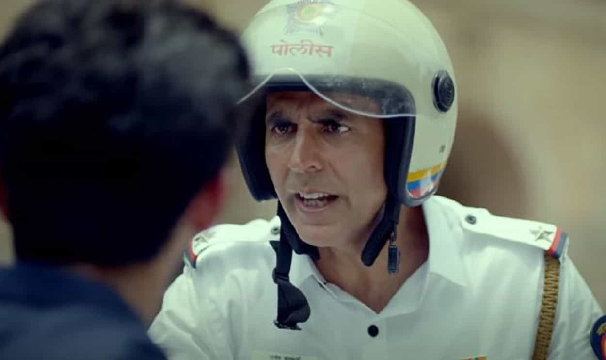 Akshay Kumar is the worlds sixth highest-grossing actor