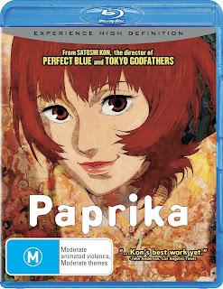Paprika: El Reino de los Sueños [BD25] *Con Audio Latino
