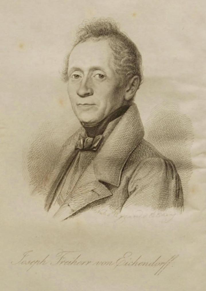 Kammermusikkammer Joseph Freiherr Von Eichendorff Und Die Welt