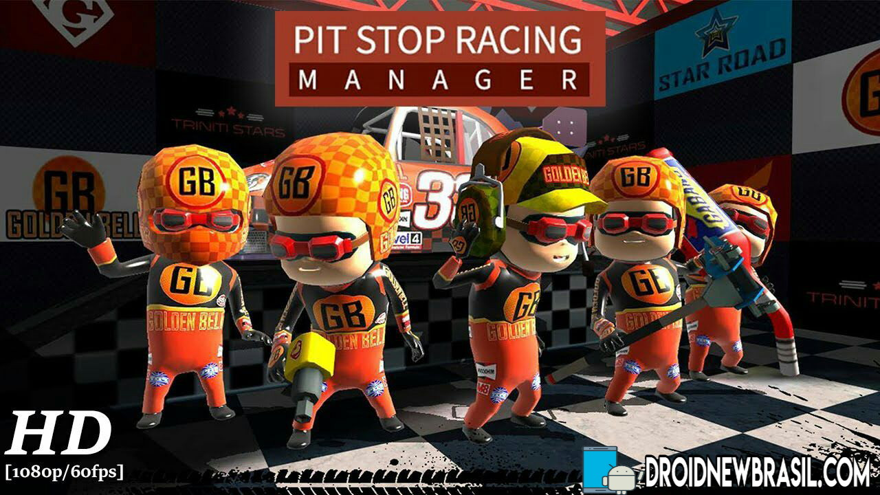 PIT STOP RACING MANAGER v1.4.3 Apk Mod Latest