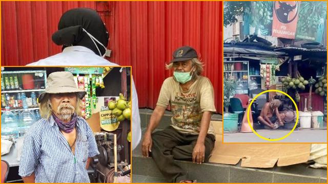 Heboh Gelandangan di Sudirman-Thamrin, Nursaman Mengaku Tak Pernah Bertemu Risma