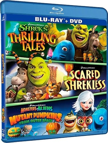 DreamWorks Spooky Stories 720p HD Español Latino Descargar BRRip
